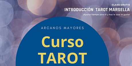 Clase gratis - Tarot Marsella boletos