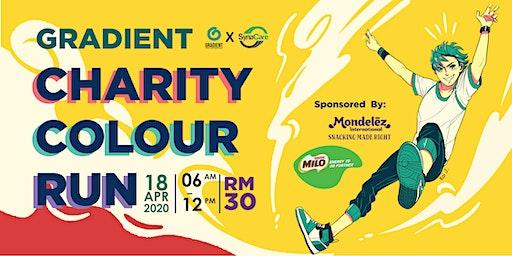 Gradient Charity Colour Run