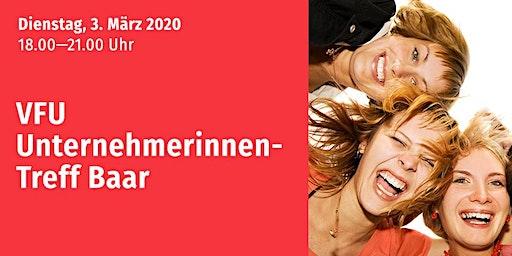 Unternehmerinnen-Treff, Zug, 03.03.2020