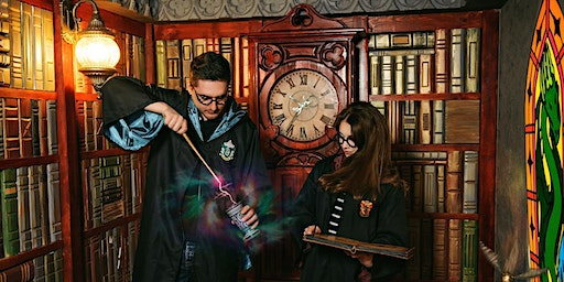 Harry Potter Puzzle Room