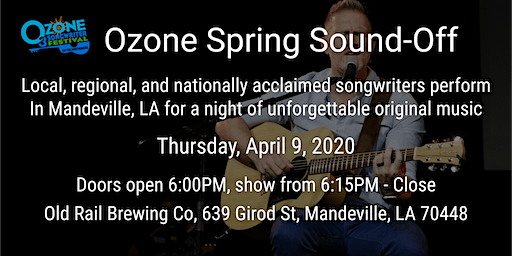 Ozone Spring Sound-Off Early Bird