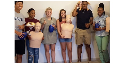 (BLS) CPR Certification Class  (Card issued same day)