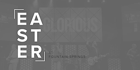EAST LOCATION 2020 Easter Services at FSC  tickets