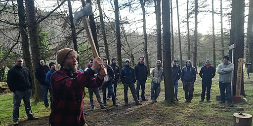 Axe Club - Martin Campion Wicklow Viking Bushcraft and Axe Throwing