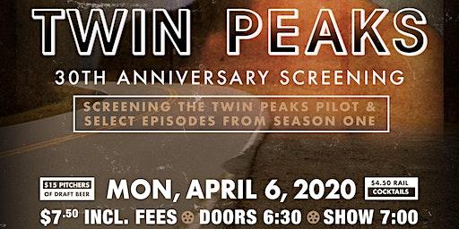 Twin Peaks 30th Anniversary Screening