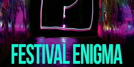 Acústica - Festival Enigma 2020 boletos