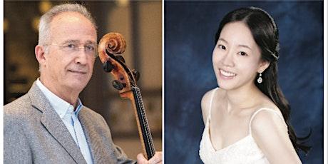 Cello and Piano Duo Music (Lluís Claret, cello & Claire-Chung Lim, piano) tickets