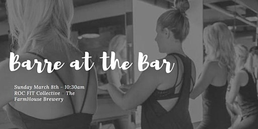 Barre at the Bar