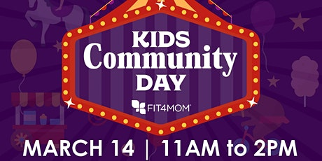 Kids Community Day tickets