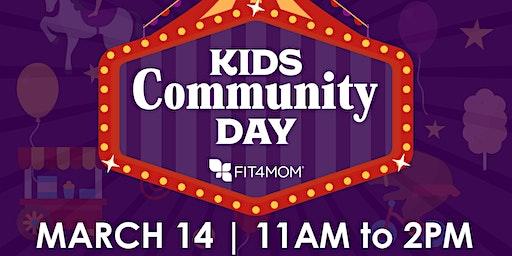 Kids Community Day