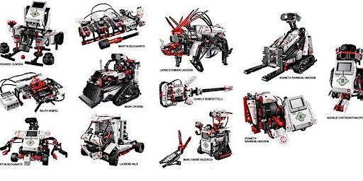 Robotics with Lego Mindstorms (Summer Camp)