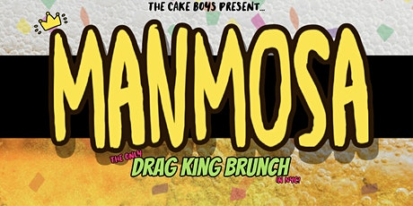 Manmosa - Drag King Brunch tickets