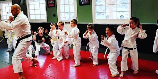 Beginning Self Defense Workshop
