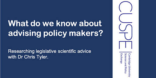 What do we know about advising policy makers?