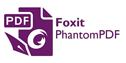 Eastern Campus: Foxit PhantomPDF