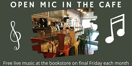 Open Mic in the Cafe tickets
