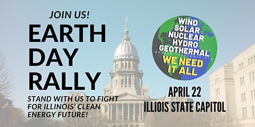 Earth Day Rally