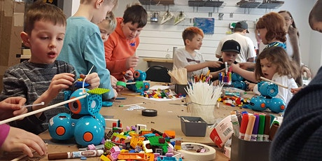 The Ultimate Maker Lab (Summer Camp) tickets