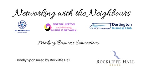 Networking with the Neighbours tickets