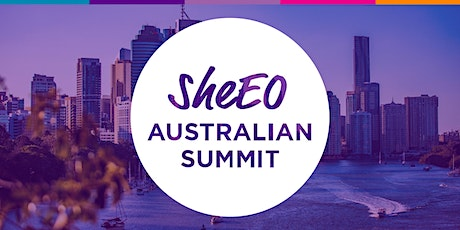SheEO Australian Summit tickets