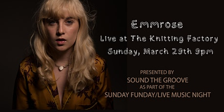 Sunday Funday/Live Music Night at The Knitting Factory, Brooklyn tickets
