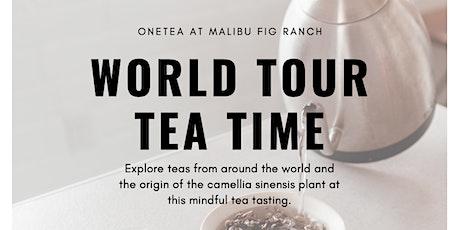 World Tour Tea Time tickets