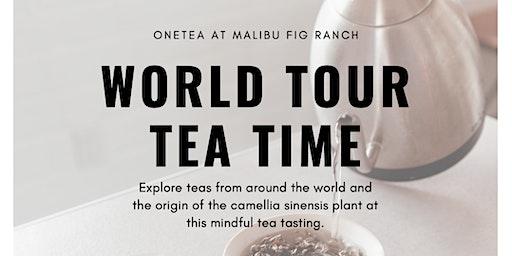 World Tour Tea Time
