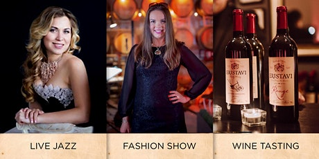 Live Jazz | Fashion Show | Exclusive Wine tickets