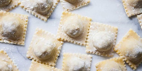 UBS- New Student Class - Pasta Workshop - Cheese Ravioli tickets