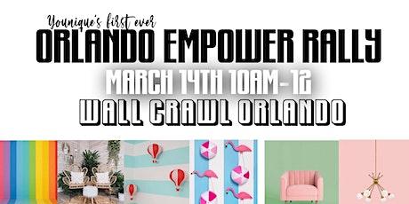 Orlando Younique Empower Rally tickets