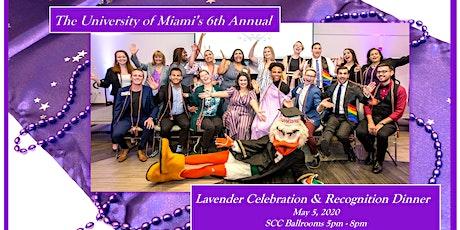 University of Miami's 6th Annual Lavender Celebration tickets