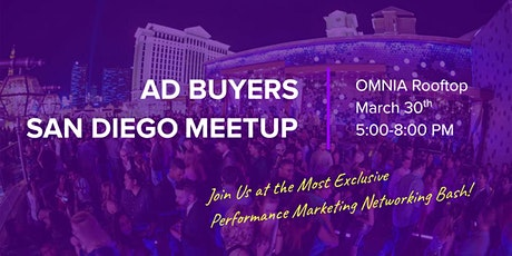 Ad Buyers San Diego Meetup tickets