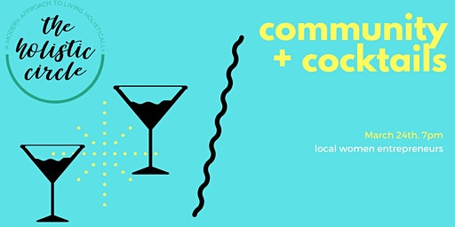 Community + Cocktails