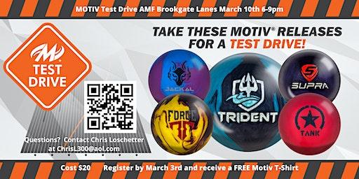 MOTIV Test Drive - AMF Brookgate Lanes