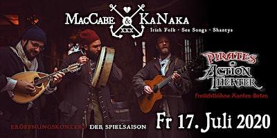 Pirates Action Theater presents MacCabe & Kanaka (