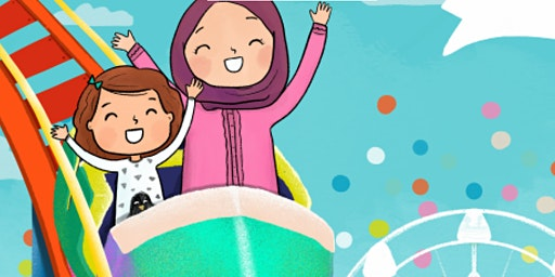 Children's Storytelling Session with Na'ima B. Robert: My Du'a For You