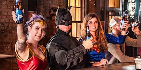 Heroes and Villains Pub Quiz tickets