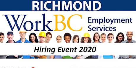 Richmond Job Fair tickets