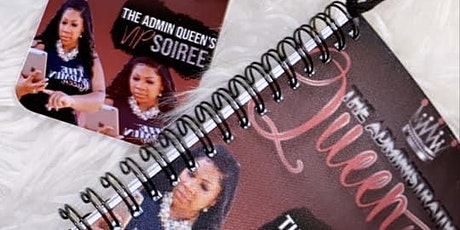 The Admin Queen's VIP SOIREE tickets