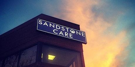 "VIRTUAL ""Meet & Greet"" Breakfast with Sandstone Care  tickets"