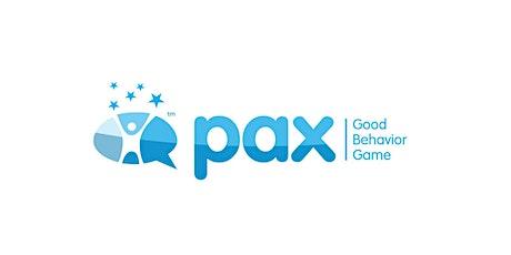 PAX Good Behavior  Game tickets