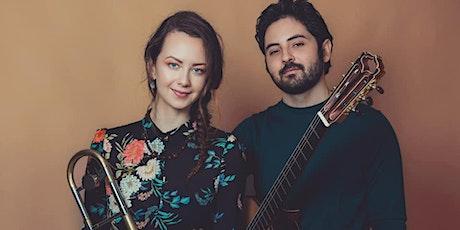 Natalie Cressman and Ian Faquini House Concert tickets