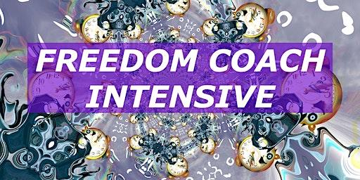 FREEDOM COACH INTENSIVE WORKSHOP™ JUNE 2020