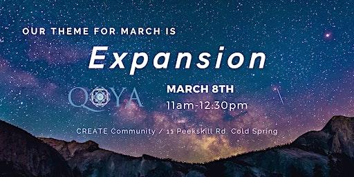 Qoya: Expansion
