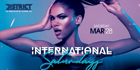 Bombay Lounge: International Saturdays | 03.28.20 tickets