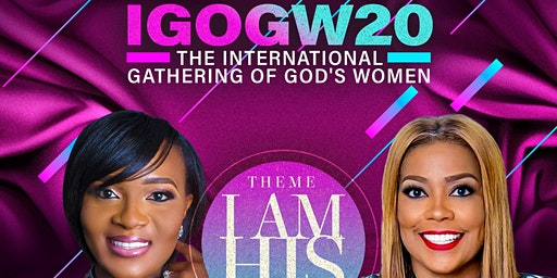 IGOGW2020- I Am His