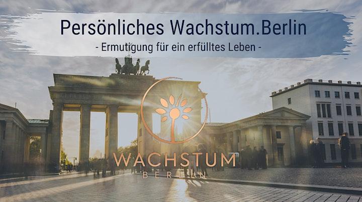 Wachstum.Berlin: Selbstsabotage erkennen und überwinden image