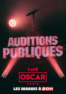 Café Oscar (AP) logo