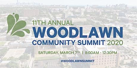 11th Annual Woodlawn Community Summit: Mission 2020 tickets