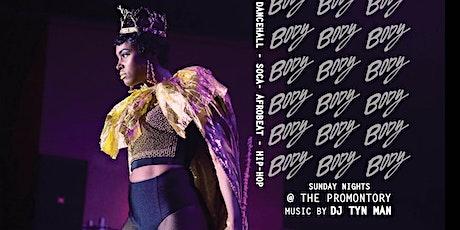 BODY Sundays 02.23.2020 tickets